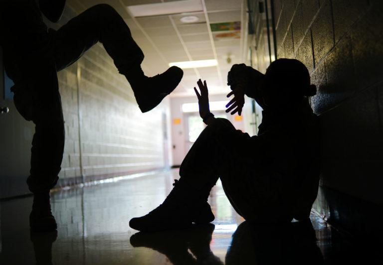 Vítimas de bullying não denunciam