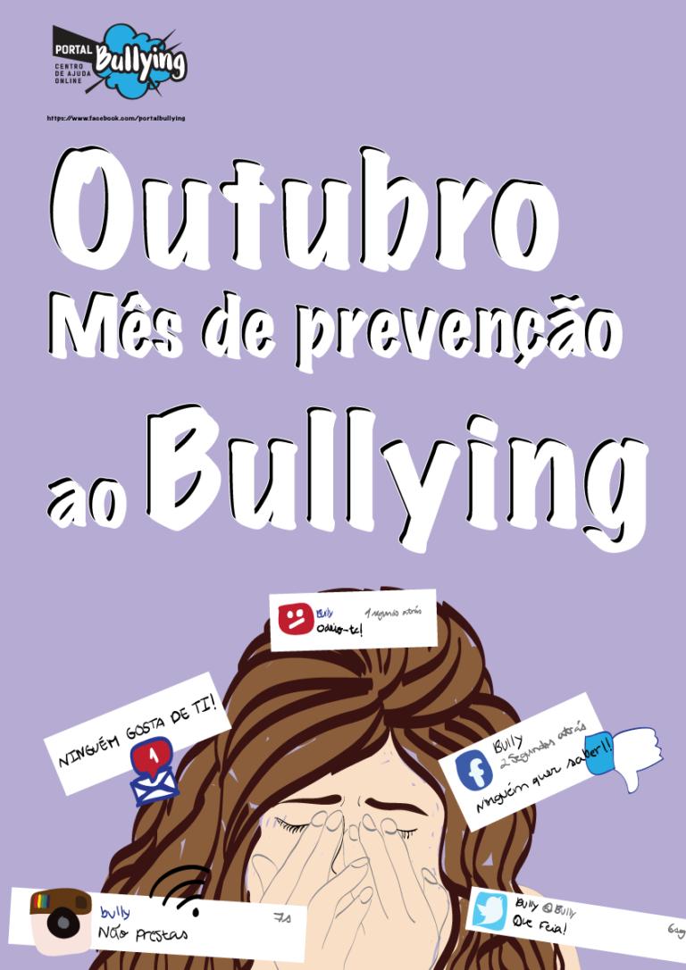 OUTUBRO – mês da prevenção ao BULLYING