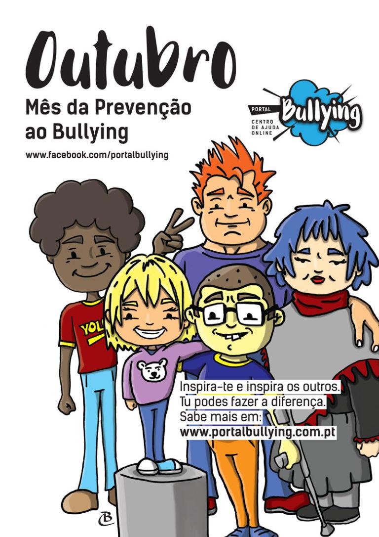 Outubro, mês do Halloween ou da Prevenção ao Bullying?